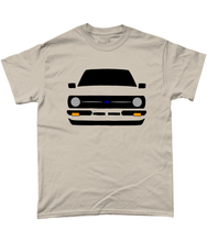 Load image into Gallery viewer, Ford Escort MK2 RS1800 T-Shirt 🎨 - Miles & Myles