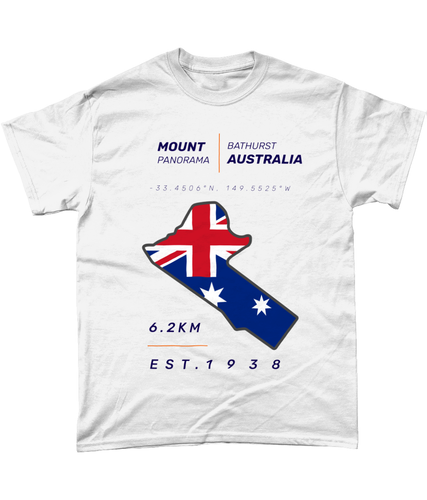 Mount Panorama Race Circuit T-Shirt