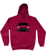 Load image into Gallery viewer, Ford Focus RS MK3 Hoodie 🎨 - Miles & Myles
