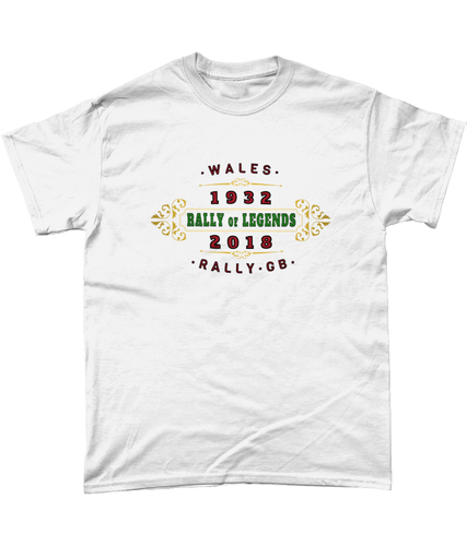 Wales Rally GB 2018 T-Shirt