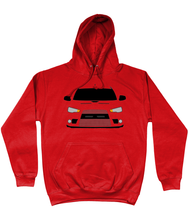 Load image into Gallery viewer, Mitsubishi Lancer Evolution X Hoodie 🎨 - Miles & Myles
