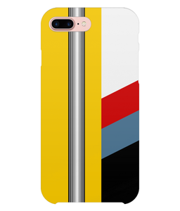 iPhone 8 PLUS Phone Case Audi Quattro Group B