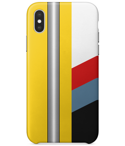 iPhone X Phone Case Audi Quattro Group B