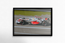 Load image into Gallery viewer, Vodafone McLaren Mercedes MP4-23 Formula 1 Car Lewis Hamilton