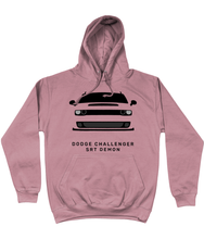 Load image into Gallery viewer, Dodge Challenger Demon Hoodie (Pink)