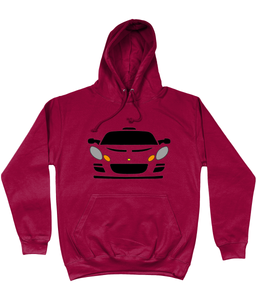 Red Hot Chili Lotus Exige Hoodie