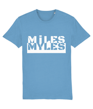 Load image into Gallery viewer, Miles & Myles Stencil T-Shirt 🎨 - Miles & Myles