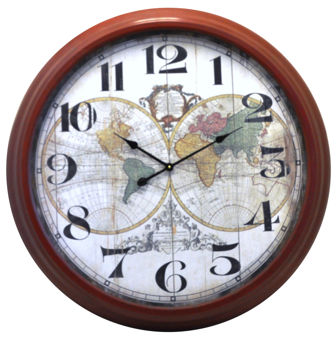 World Clock - Clocks - themayacompany