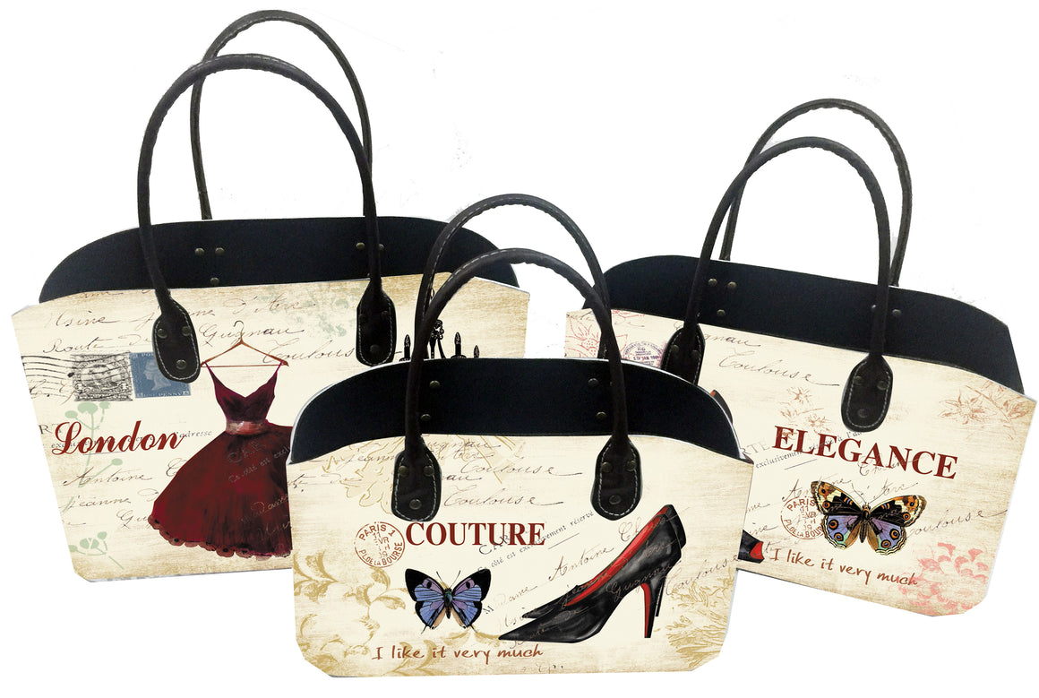 Elegance Three Basket Set