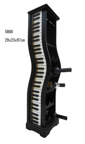 Piano Wine Holder - Wine Holders - themayacompany