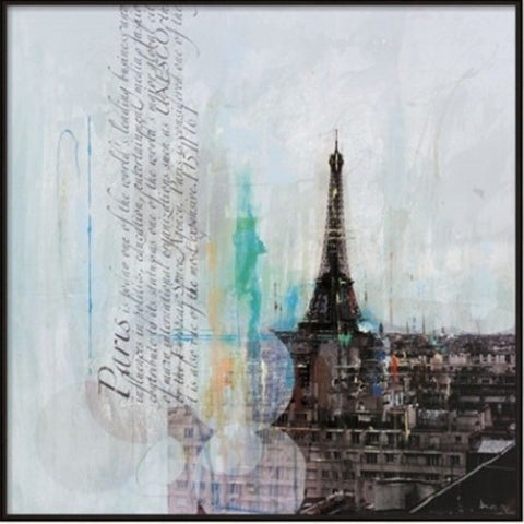 Paris Painting