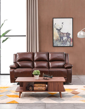 Palermo Leather Sofa