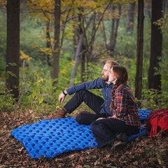 Kepeak Outdoor Nylon Ultralight Waterproof Camping Mat - KEPEAK-Pro
