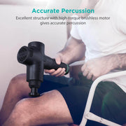 Kepeak M3 Pro Portable Ultra-quiet Brushless Motor Massage Gun - KEPEAK-Pro