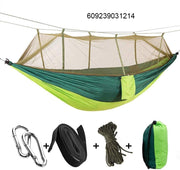 KEPEAK Single And Double Camping Hammock With Mosquito Net - KEPEAK-Pro