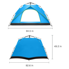 Kepeak Pop Up Tent Family Camping Tent - KEPEAK-Pro
