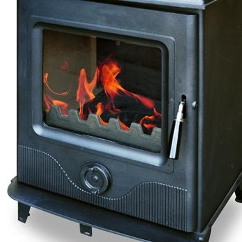 Precision II Stove Glass