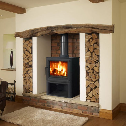 R6 LS Eco Design Stove