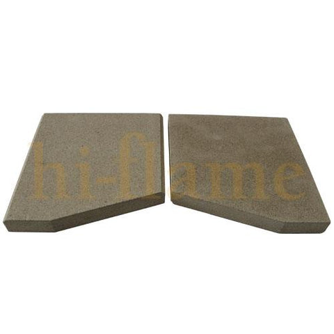 Olymberyl Victoria New Version Side Fire Brick Set HF233i-23