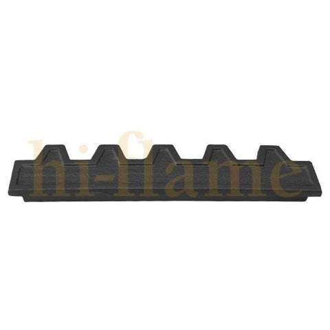 Graphite 5 Fire Fence/Log Retainer