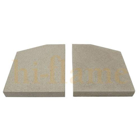 Alpha I Side Fire Brick Set