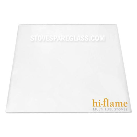 test Hi-Flame Stove Glass