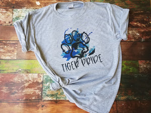 Tiger paw short sleeve