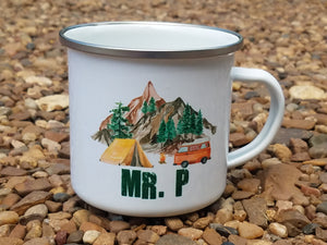 Camp Mug Mountains