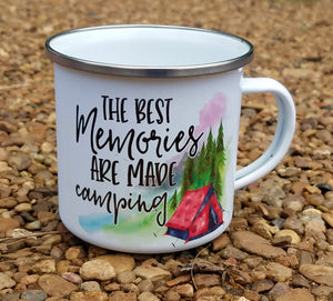 Camp Mug Mermories