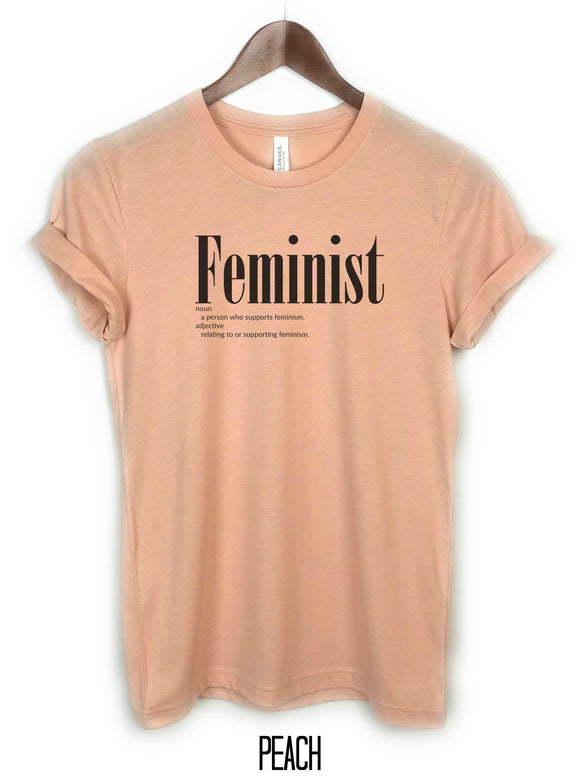 Feminist Shirts, Women's movement shirts