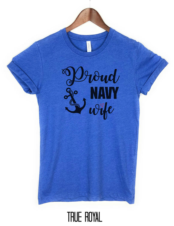 Proud Navy Wife
