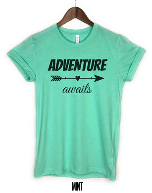 Adventure Awaits (Arrow) Shirt