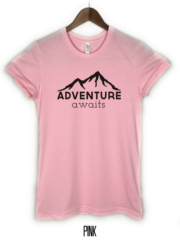 Adventure (Under Mountain) Shirt