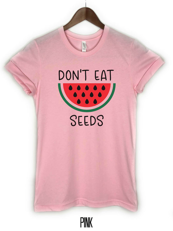 Don't eat seeds