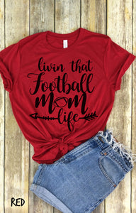 Livin that Football Mom Life