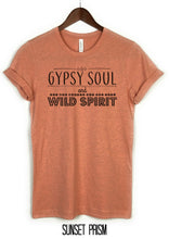 Load image into Gallery viewer, Gypsy Soul and Wild Spirit