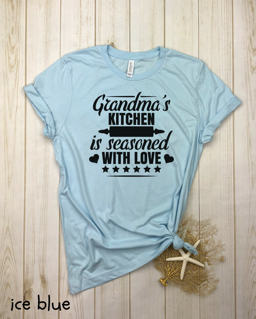 Grandmas Kitchen is Seasoned with Love