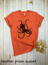 Load image into Gallery viewer, Octopus Shirt