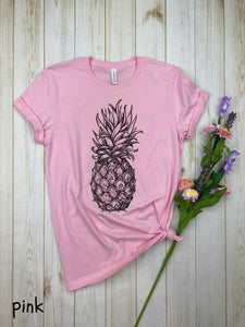Pineapple Shirt (Single pineapple)