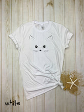 Load image into Gallery viewer, Cat Graphic Shirt