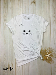 Cat Graphic Shirt