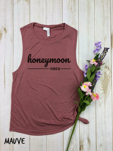 Honeymoon Vibes Tank