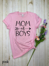 Load image into Gallery viewer, Mom of Boys (with arrows) Shirt
