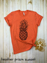 Load image into Gallery viewer, Pineapple Shirt (Single pineapple)