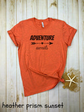 Load image into Gallery viewer, Adventure Awaits (Arrow) Shirt