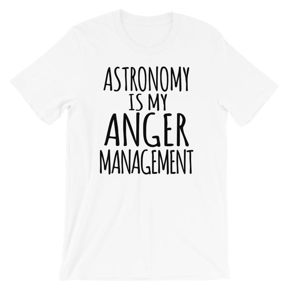 Astronomy is my anger management