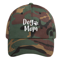 Load image into Gallery viewer, Dog Mom Dad hat
