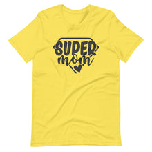 Load image into Gallery viewer, Super mom Unisex T-Shirt