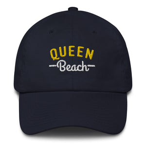 Queen Beach Cap