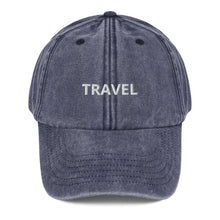 Load image into Gallery viewer, Travel Vintage Hat